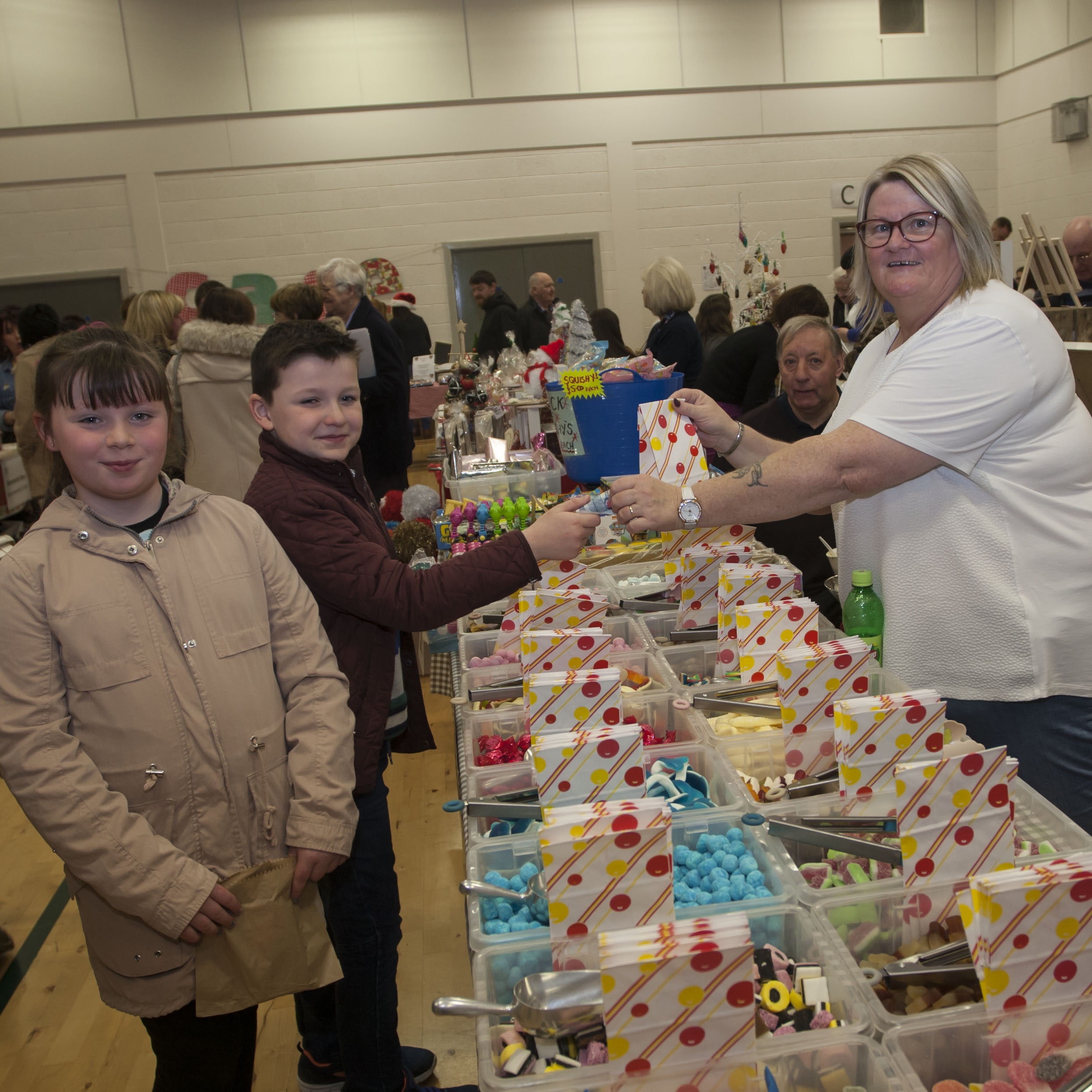 St Mary s College Annual Christmas Craft Fair 2018