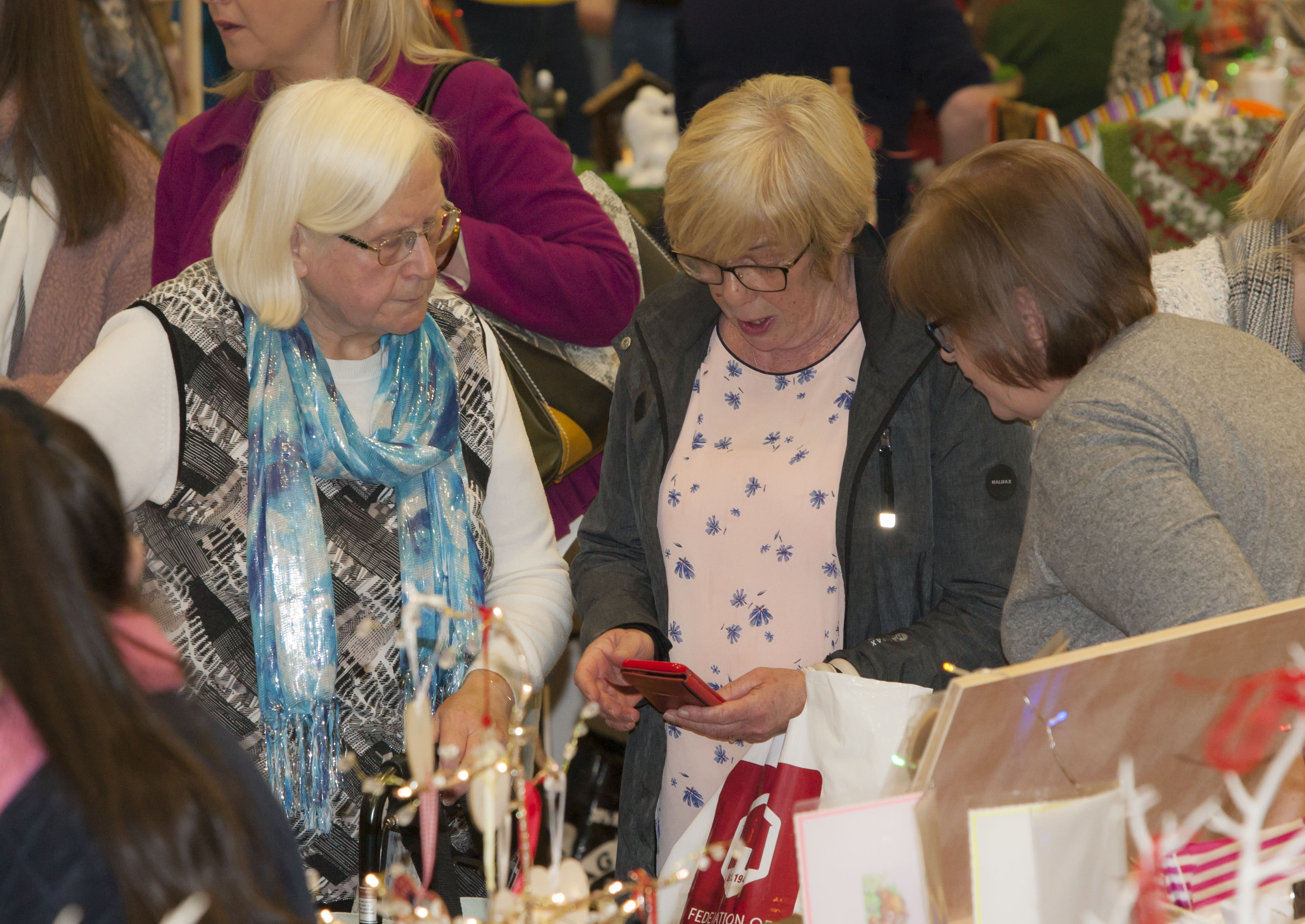 St Mary s College Annual Christmas Craft Fair 2018
