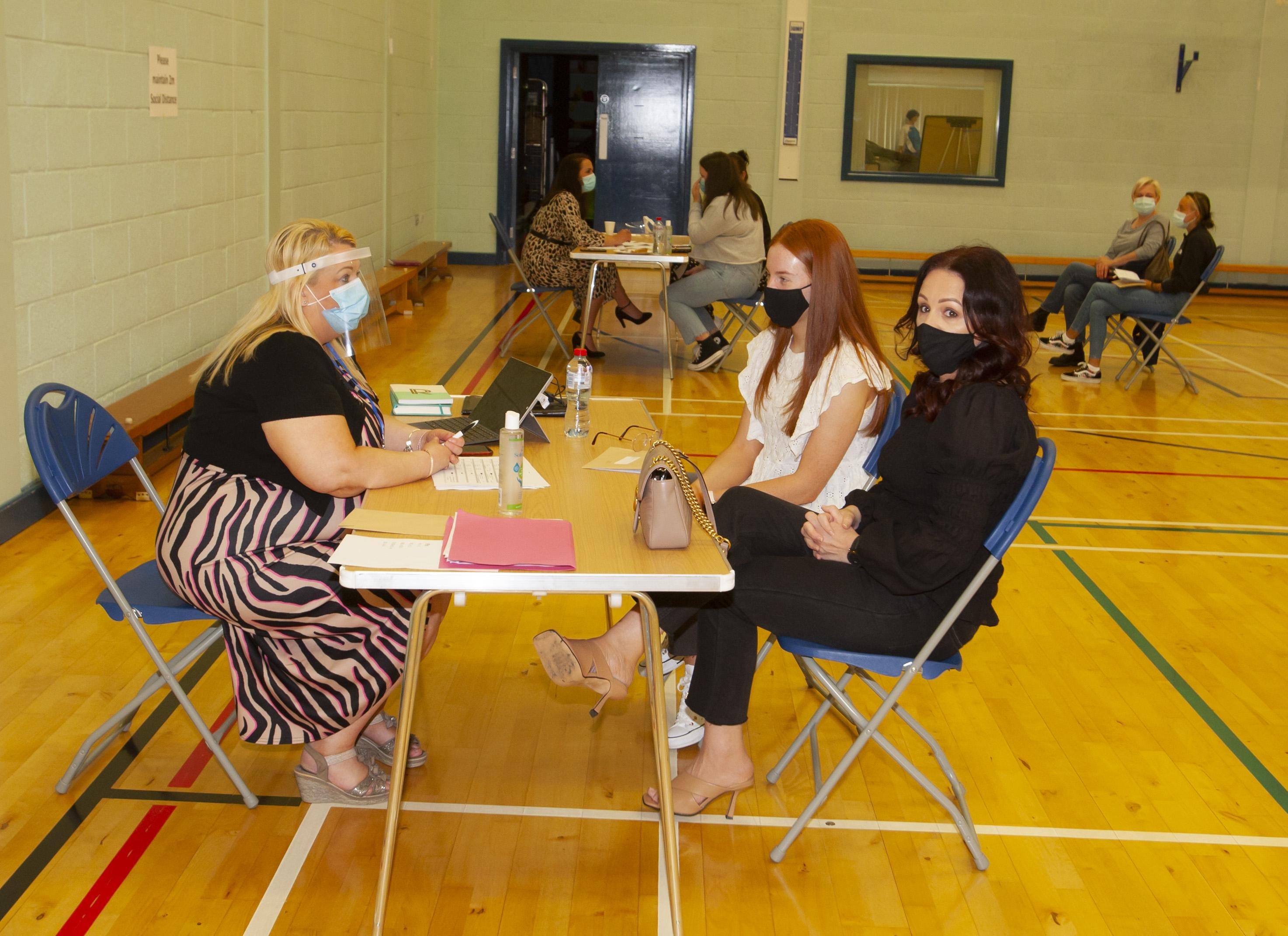 20-08-20 St Marys GCSE 20