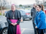 The Most Reverend Philip Tartaglia, Arch Bishop of Glasgow visit